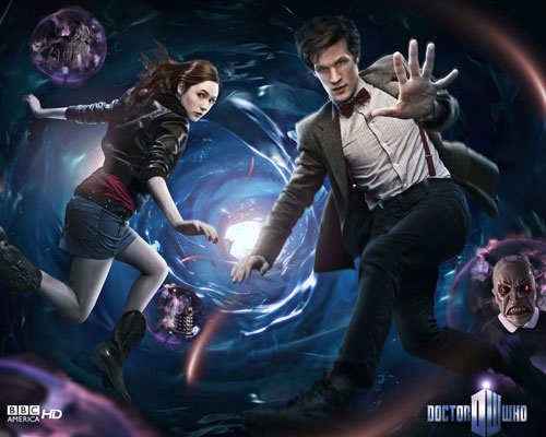 5 Reasons Why I Love Doctor Who