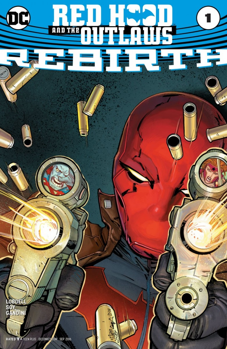 Comic Book Review – Red Hood & The OutlawsVol.1