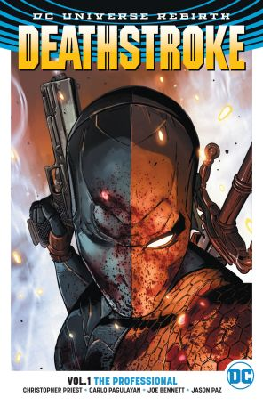 deathstroke vol 1