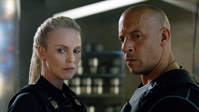 Movie Review – The Fate of the Furious