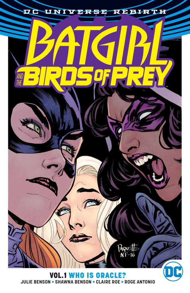 Comic Book Review Batgirl And The Birds Of Prey Rebirth Volume 1
