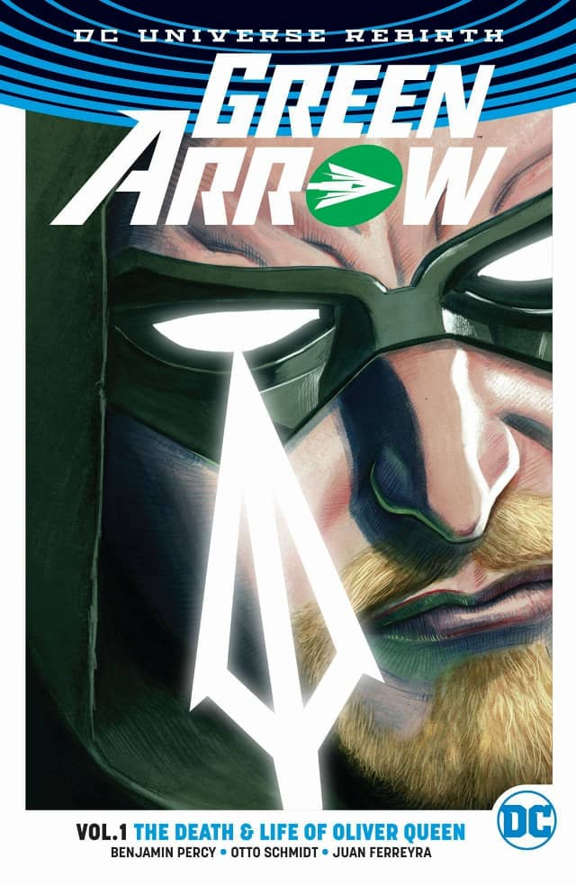 Comic Book Review – Green Arrow Rebirth Volume 1