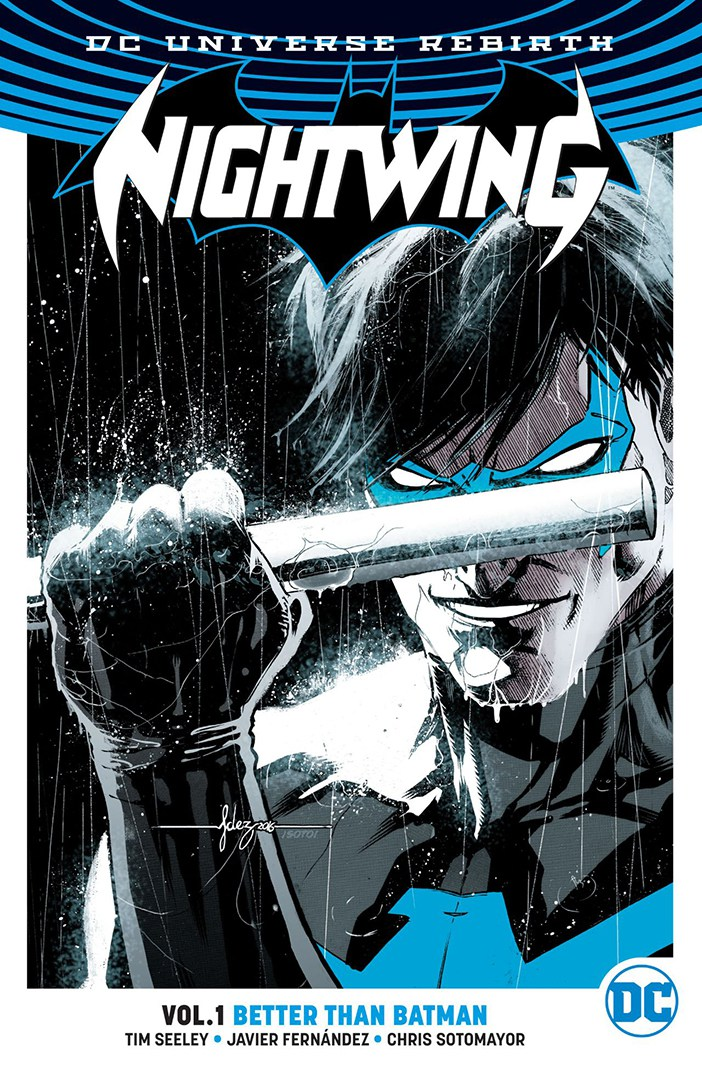 Comic Book Review – Nightwing Rebirth Volume 1