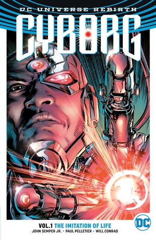 Comic Book Review – Cyborg Rebirth Volume 1