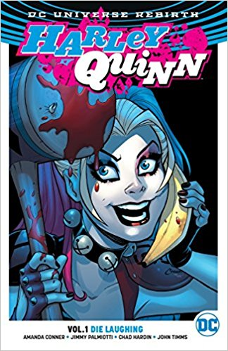 Comic Book Review – Harley Quinn Rebirth Volume 1