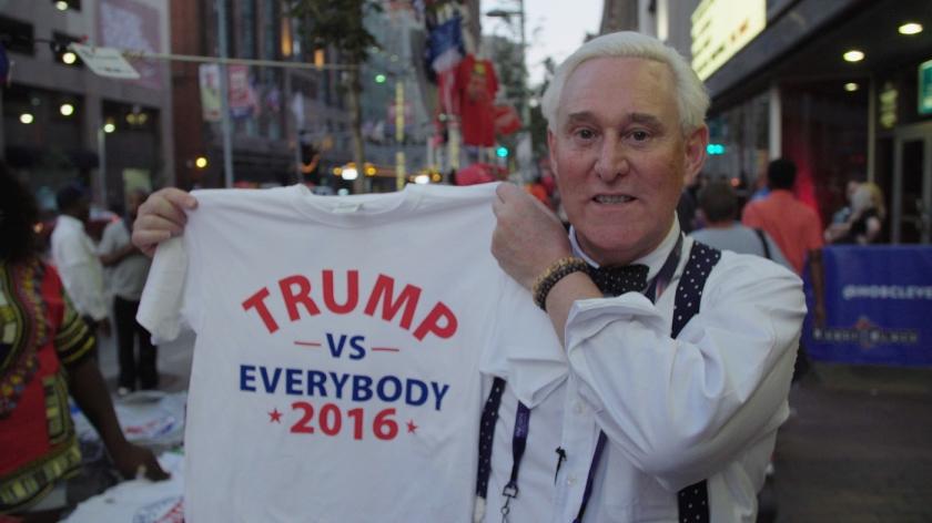 roger-stone-holding-trump-t-shirt