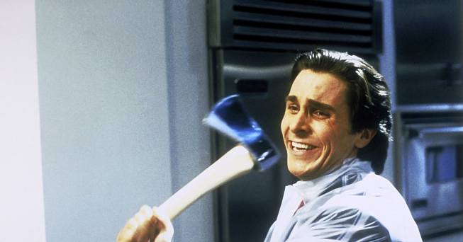 Movie review american psycho reheart Choice Image