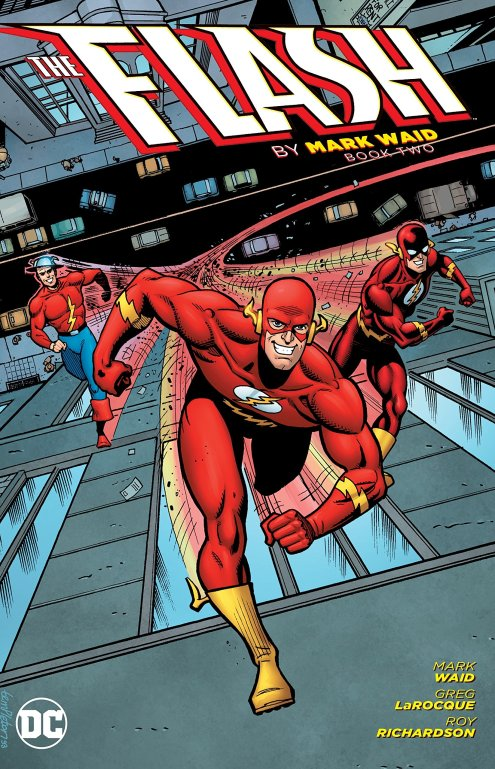 flash mark waid book two