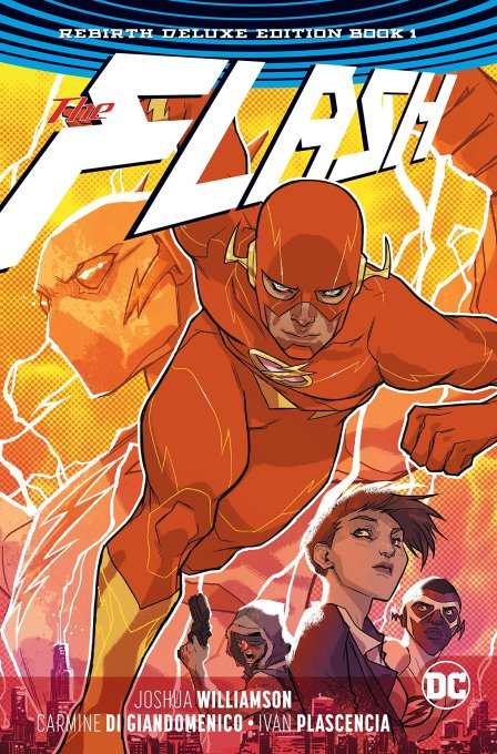 flash rebirth book 1