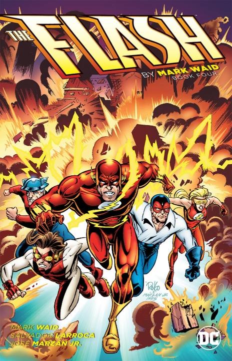 flash mark waid four