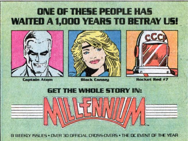millennium house ad