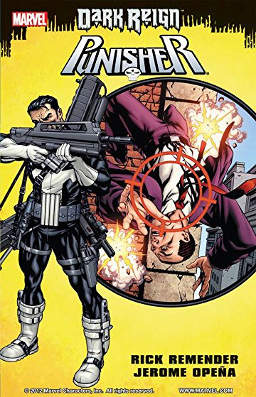 punisher dark reign