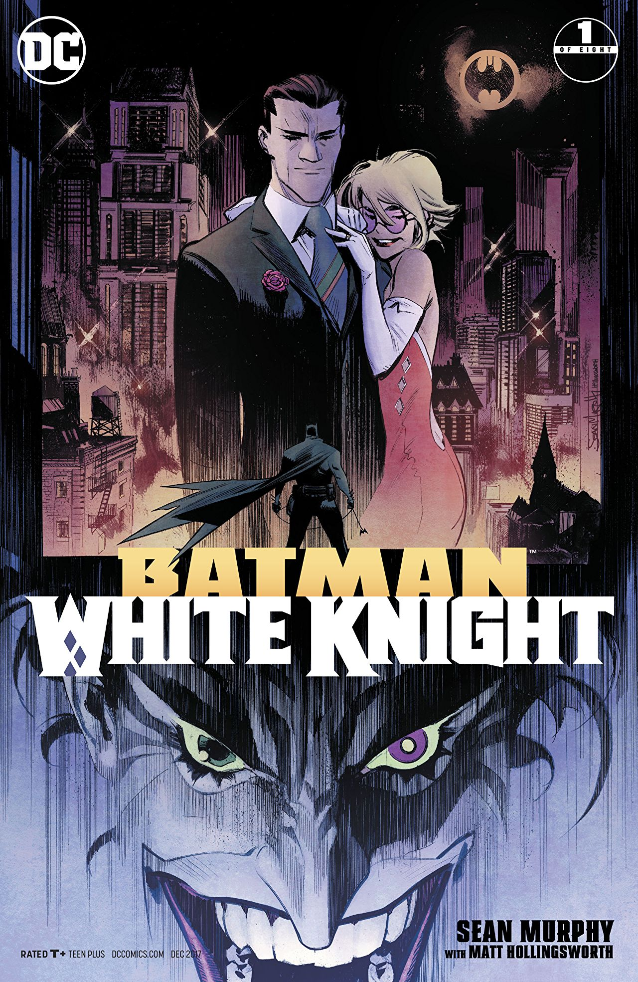 batman white knight 01