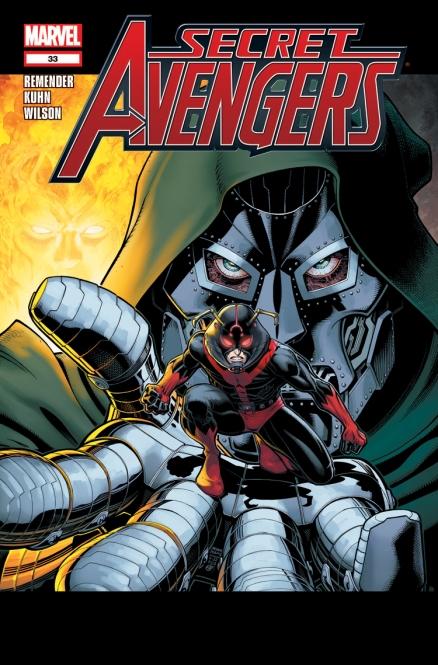secret avengers 33