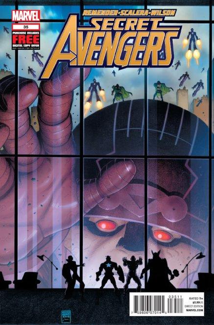 secret avengers 35