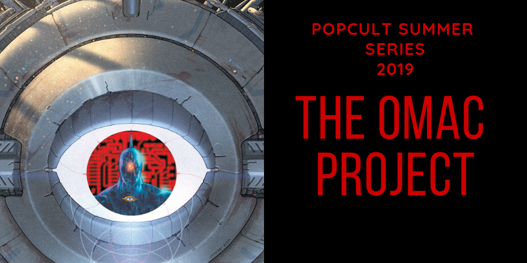 Comic Book Review – The OMAC Project